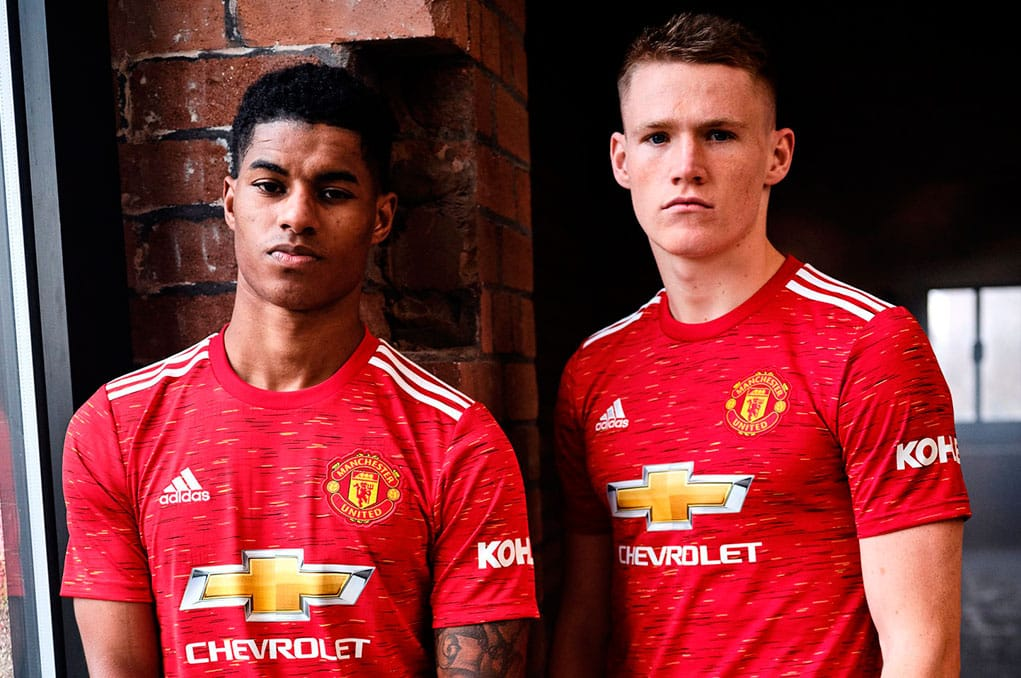 MANCHESTER UNITED TITULAR