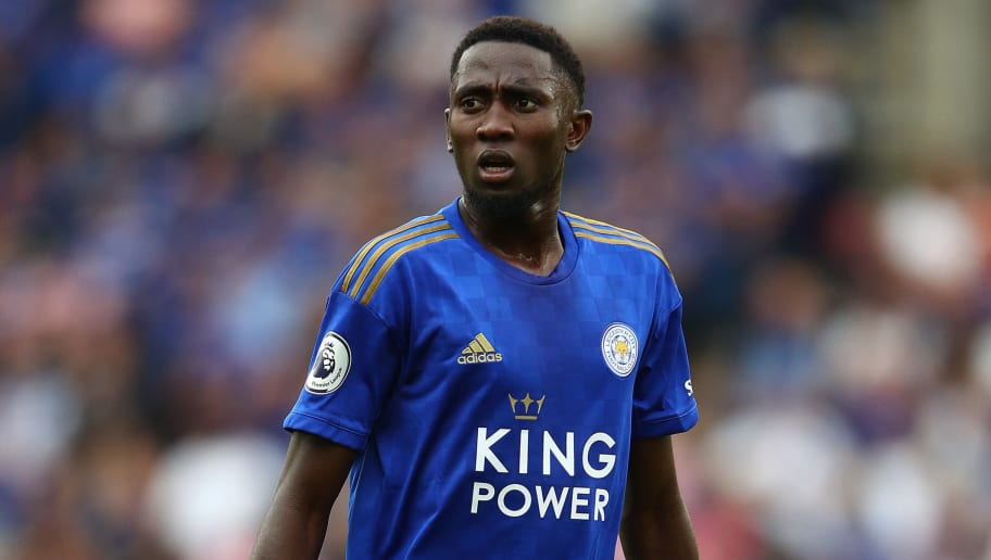 Wilfred Ndidi (Leicester City FC)