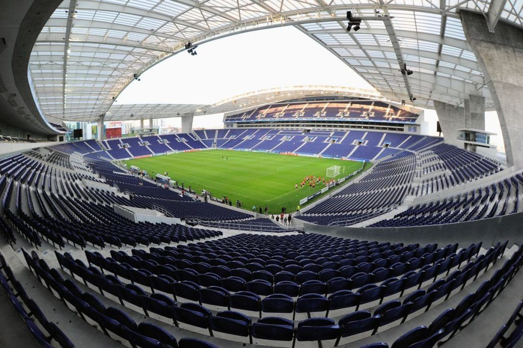 Estadio do Dragão Oporto Liga NOS
