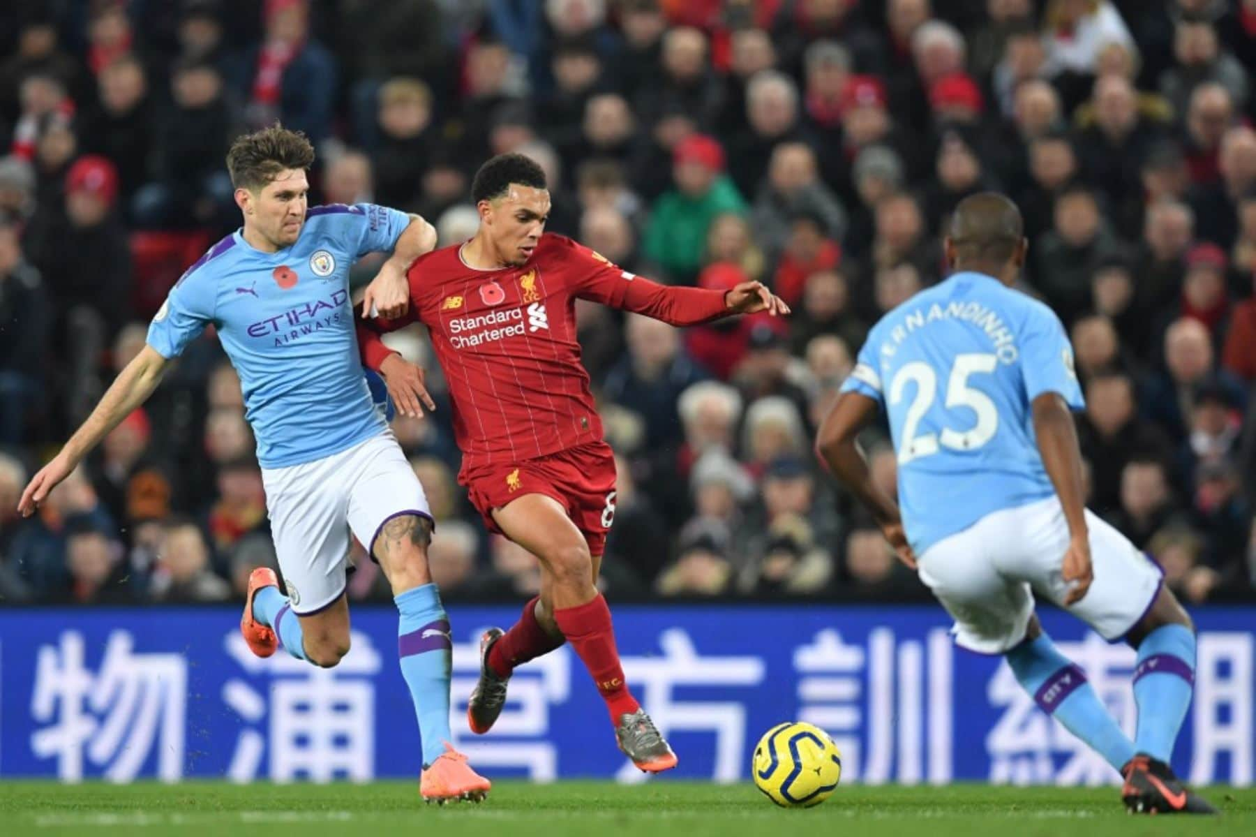 Manchester City Vs Liverpool: Horarios, TV Y Dónde Ver Online