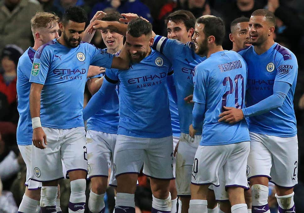 Manchester City, Premier League jornada 12